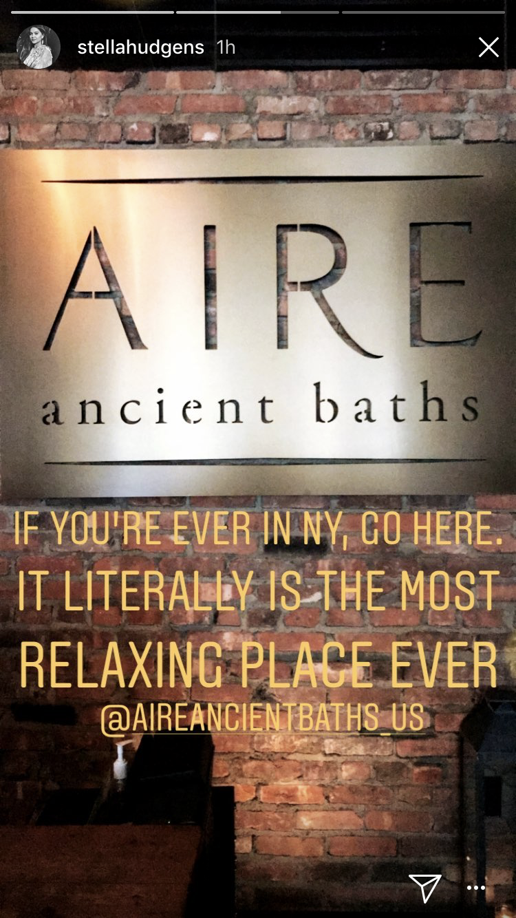 Aire Ancient Baths New York Chicago Barcelona Sevilla