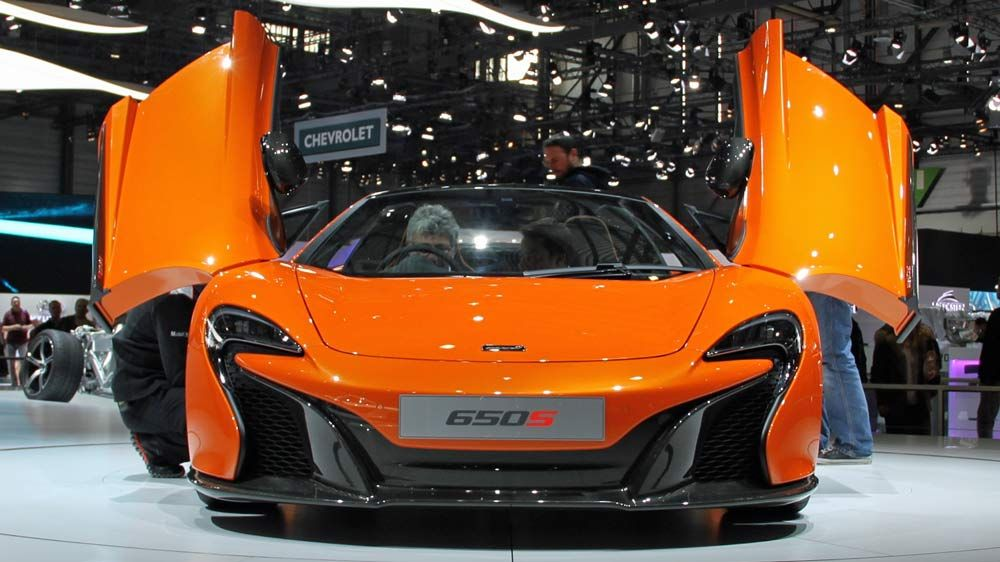 McLaren 650 S 2014 (Q1) International: Worldwide Car Sales | Best ...