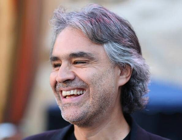 The Most Beautiful Soul In All The Music World Andrea Bocelli