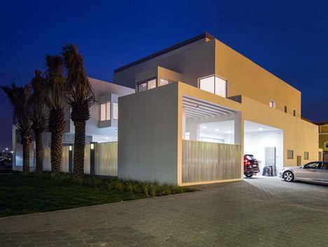 kuwait house Modern Houses Pinterest House