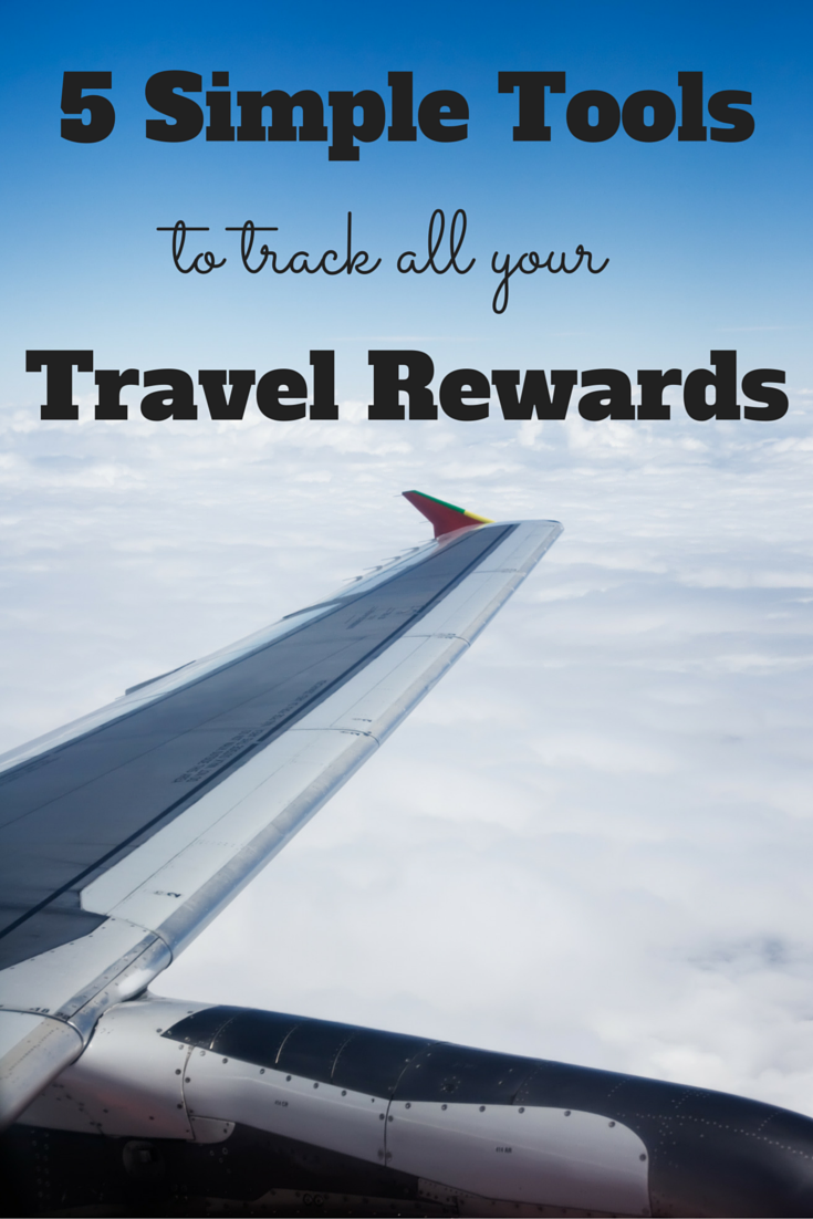 How to Track Your Rewards Points and Miles 5 Simple