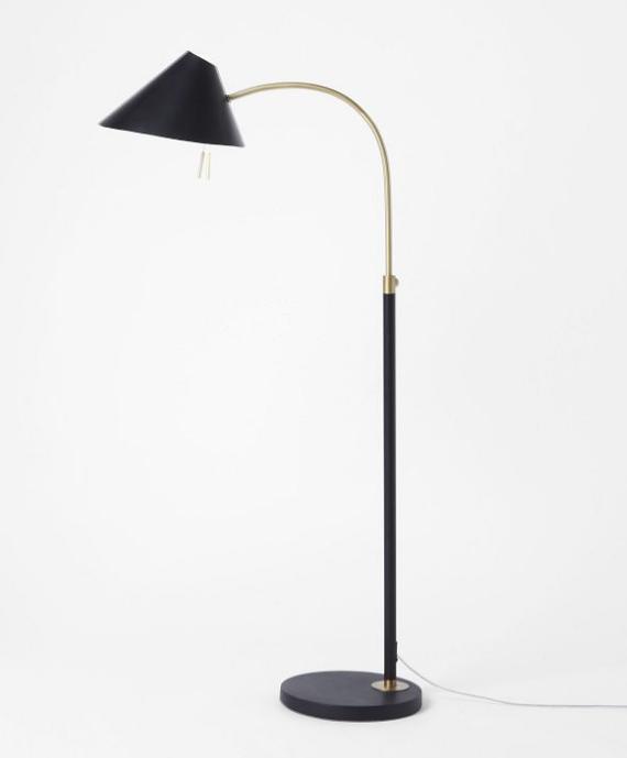 Mid Century Task Floor Lamp West Elm