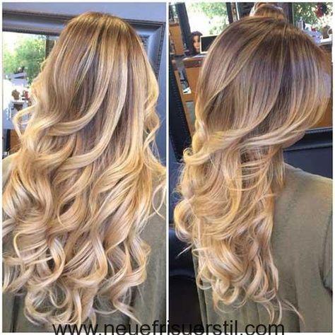 20.Lange Haare Farbe   Blonde hairstyles & wigs   Pinterest ...