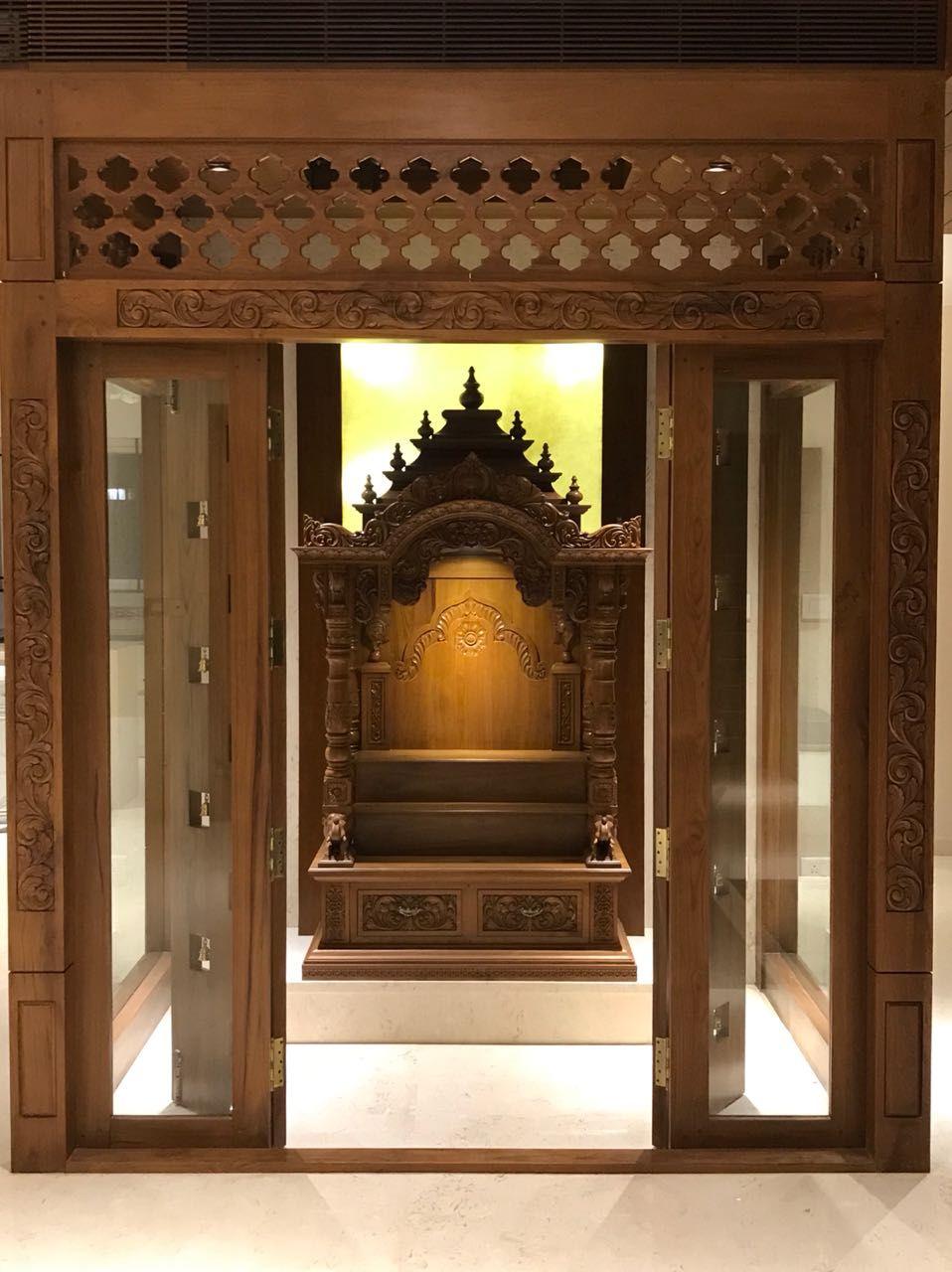 Pooja Room Designs Kerala India Poojaroom Design 3d