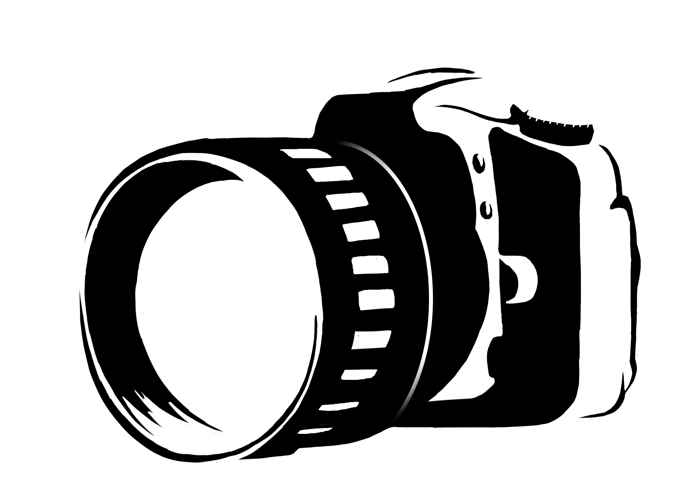 Photography clipart camera logo pencil color 7126 Free