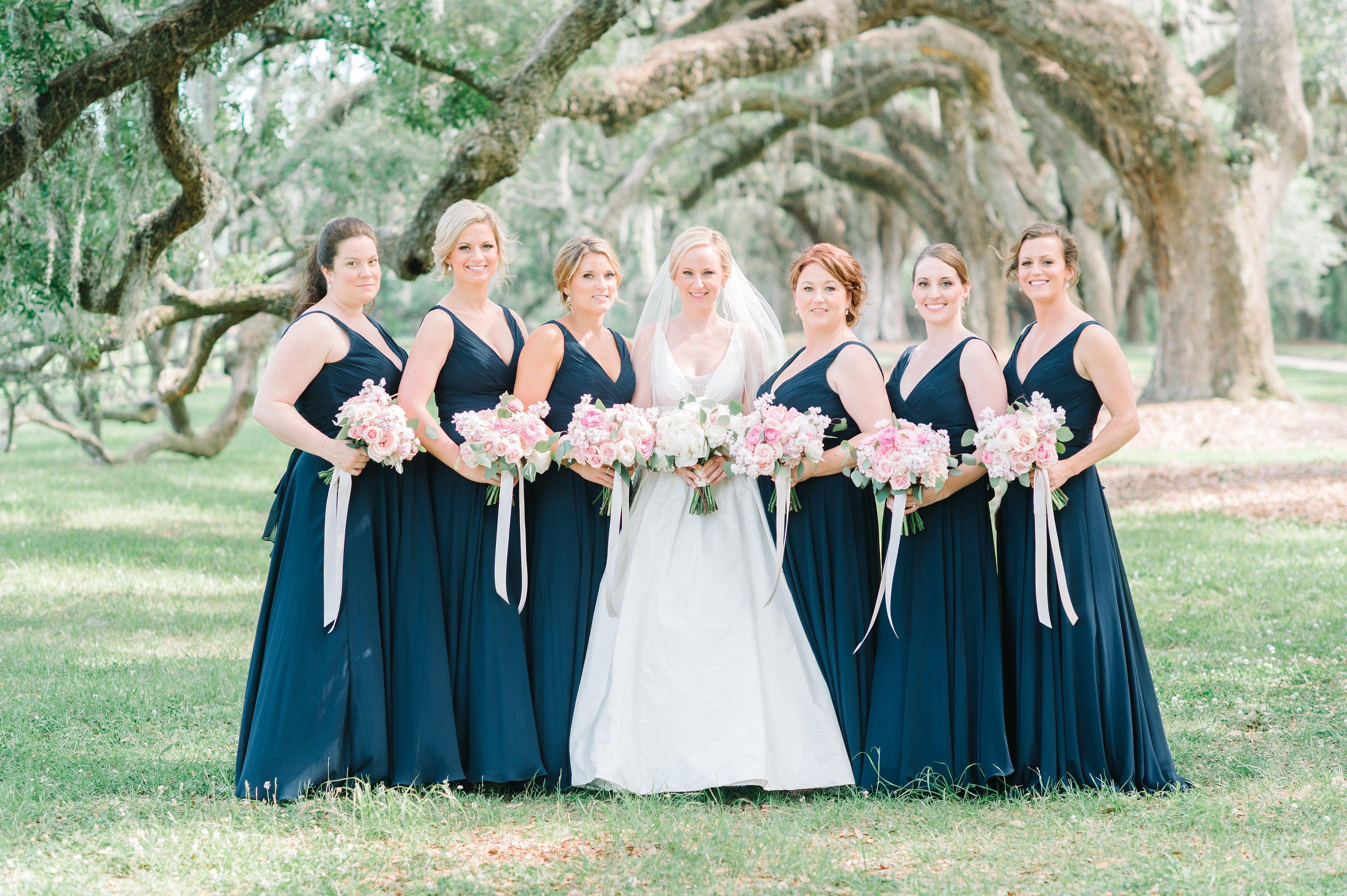 Nyc Bridesmaid Dresses Shop In Store Bella Bridesmaids Bella Bridesmaid Blue Wedding Inspiration Latest Bridesmaid Dresses