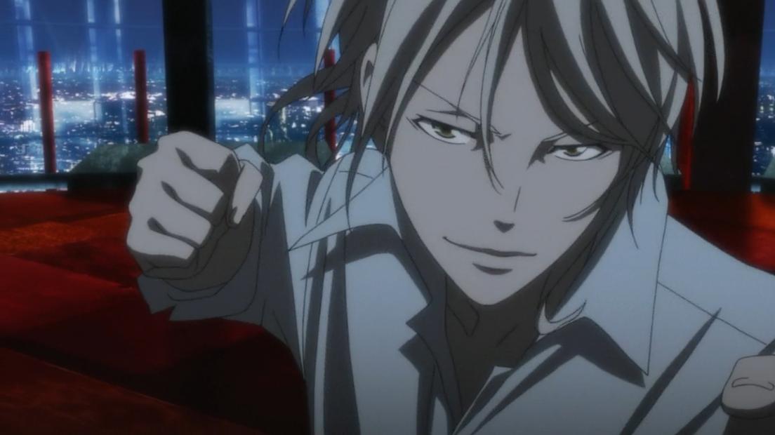 Makishima Shougo -Kougami's Annoying Hallucination ...