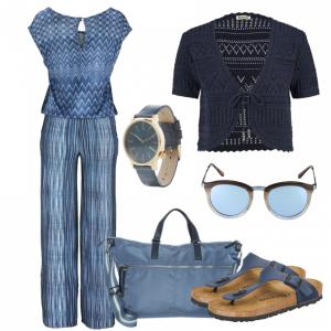 Happysummer Damen Outfit Komplettes SommerOutfit