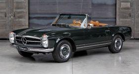 Snapshot, 1960er: Mit dem Mercedes SL auf die Piste   Classic Driver Magazine