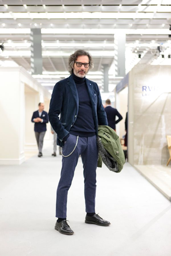 PITTI UOMO SNAP by BEAMS 2の画像 | ELEMENTS OF STYLE