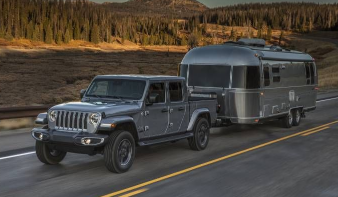 2020 Jeep Wrangler Pickup Truck Price Redesign Engine Specs