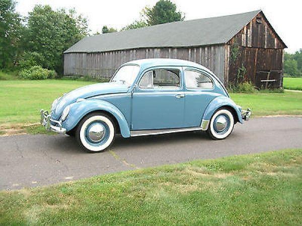 Volkswagen : Beetle - Classic Beetle 1959 VOLKSWAGEN BEETLE ORIGINAL OWNER UNMOLESTED CAR 82128 MILES - http://www.legendaryfind.com/carsforsale/volkswagen-beetle-classic-beetle-1959-volkswagen-beetle-original-owner-unmolested-car-82128-miles/