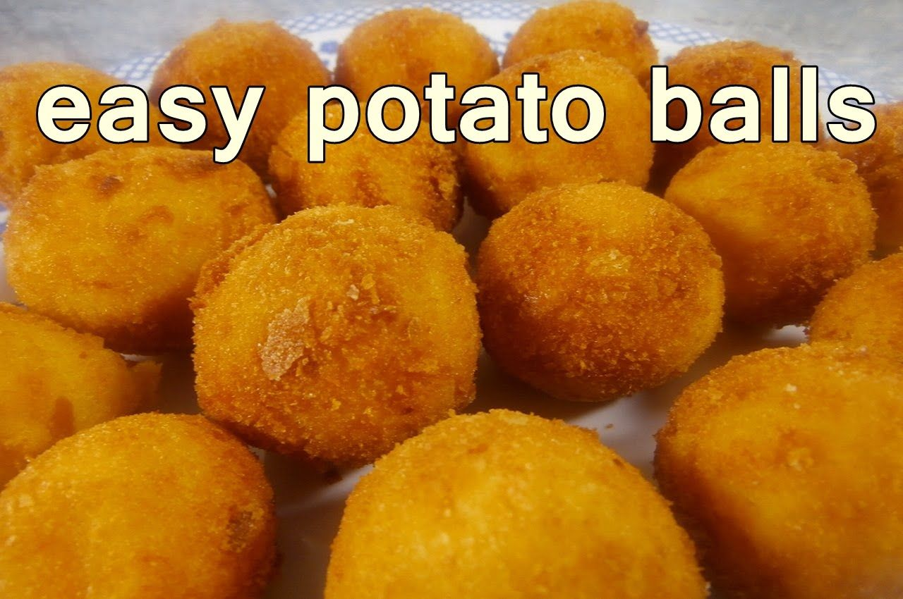Potato fans of all kinds will like the fried potato balls that they news videos more cooking recipes free beaded bracelet patterns for beginners forumfinder Images
