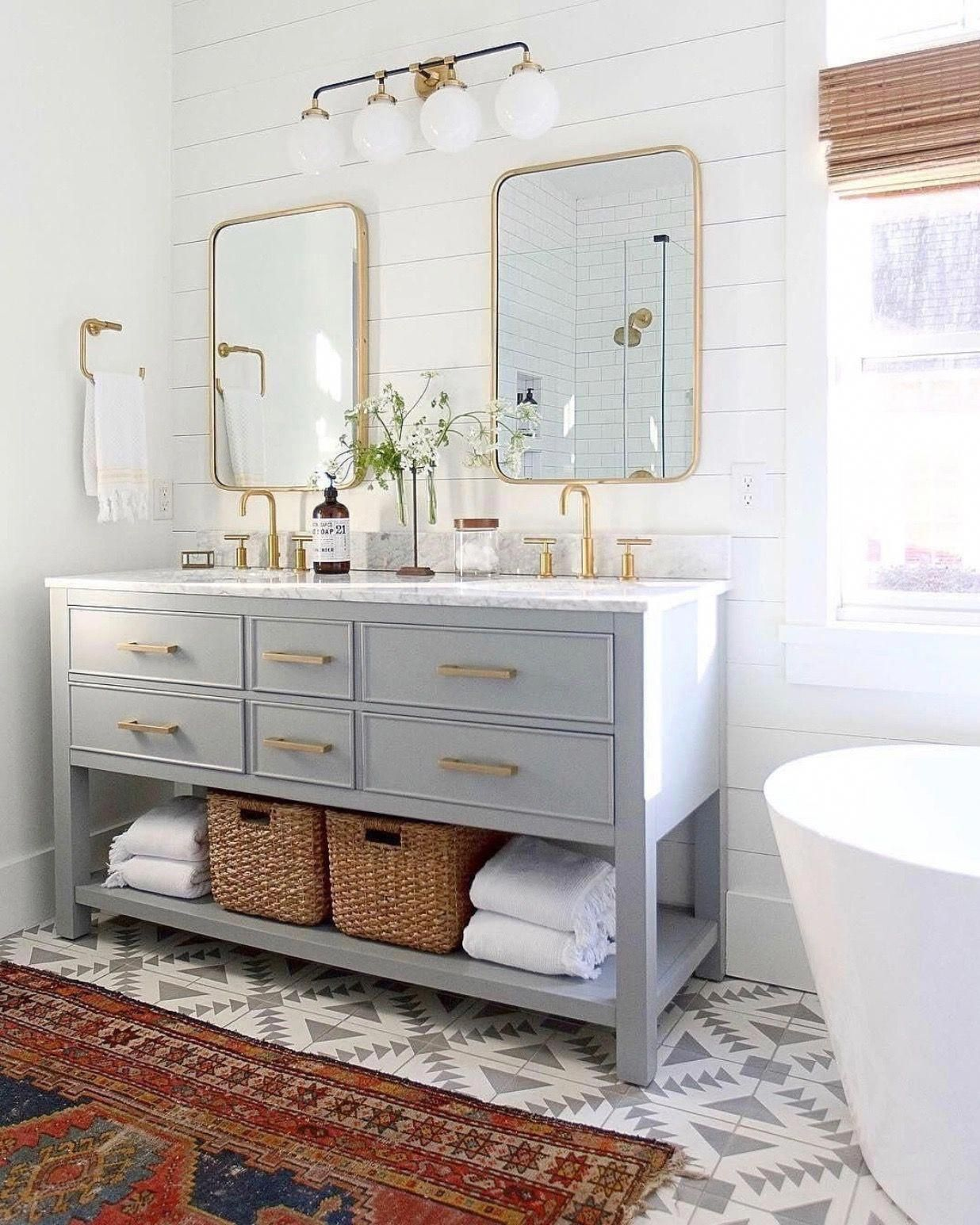 These inspiring bathroom mirror ideas will change the way you see