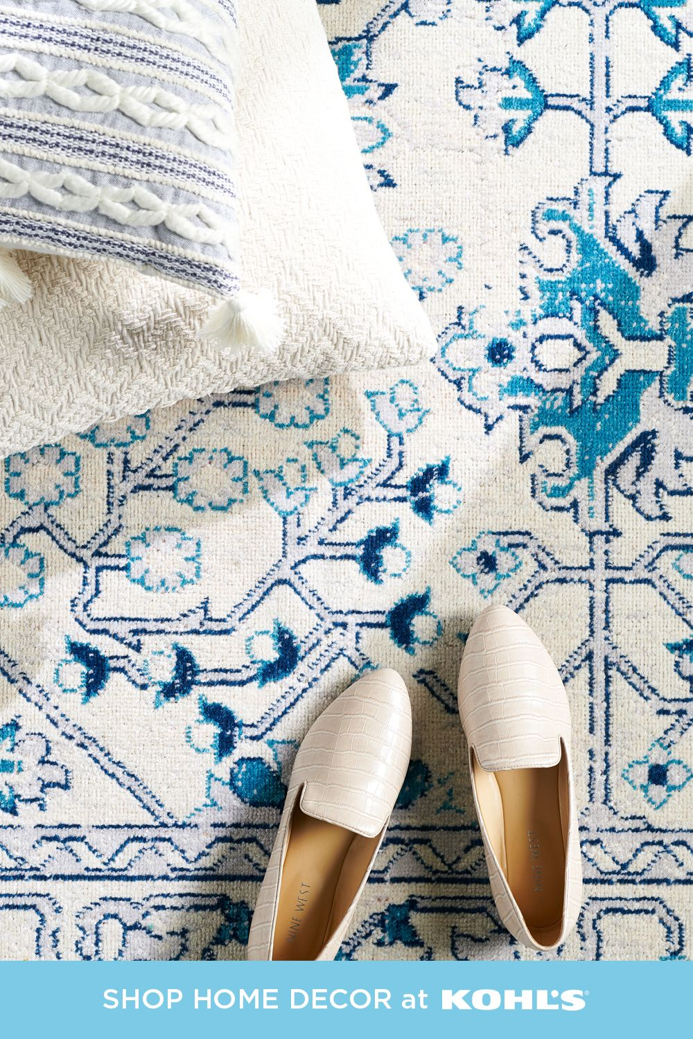 Find New Rugs And Throw Pillows At Kohl S En 2020