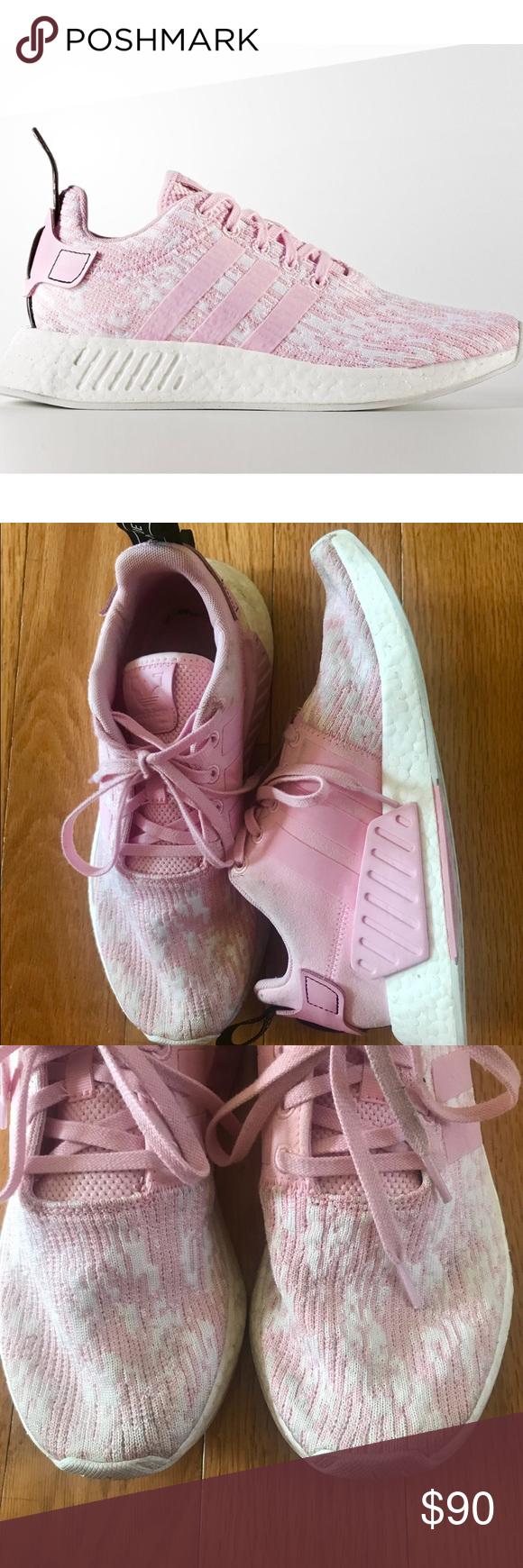 vente chaude en ligne 68784 9056c Adidas Ultra Boost Sneakers La Marque Aux 3 Bandes Pink ...