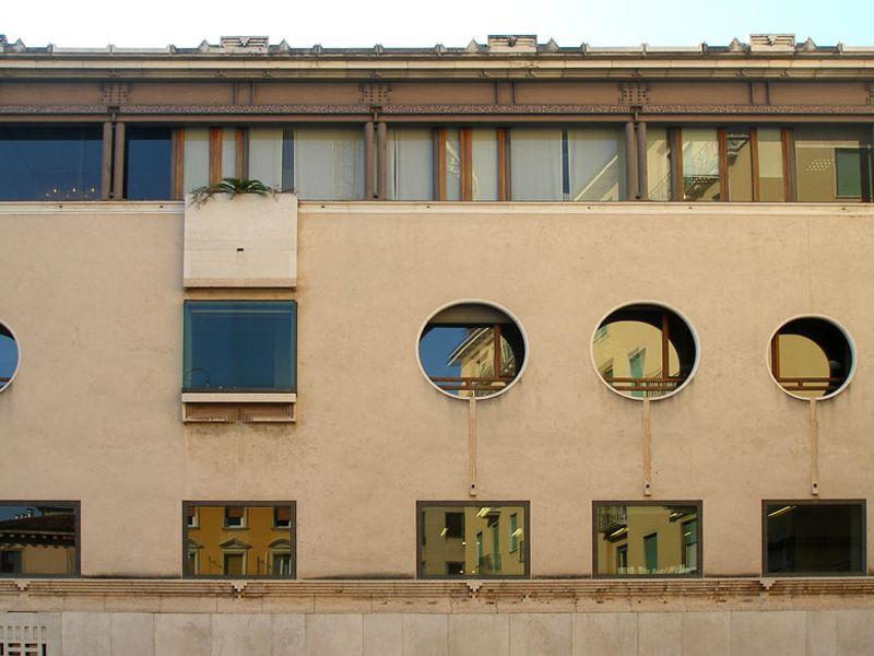 scarpa-banca-popolare1   Architetti, Palazzi, Verona