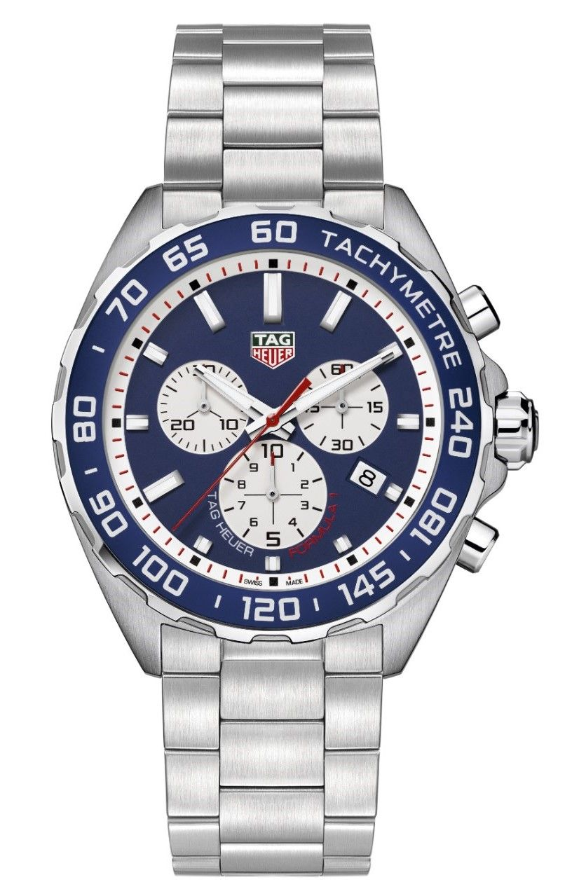TAG Heuer Formula 1 Red Bull Racing Special Edition Watch ...