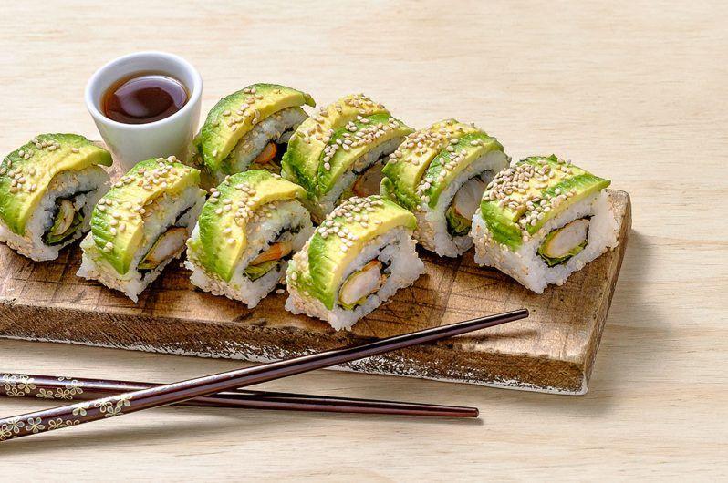 Recetas Con Sushi