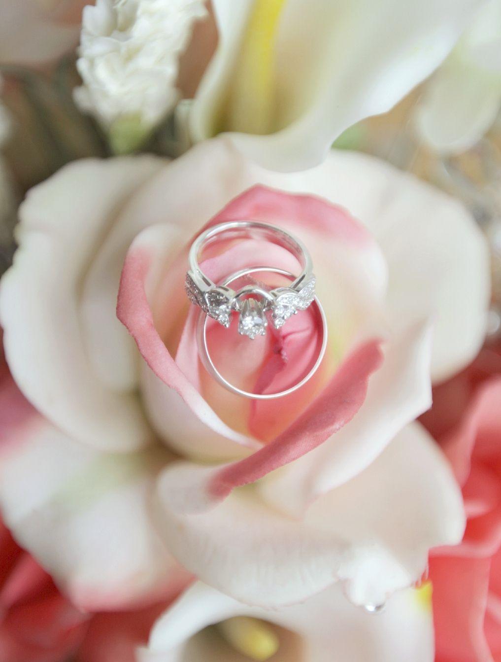 Rings on Bouquet by Daniel | Просто красиво... | Pinterest