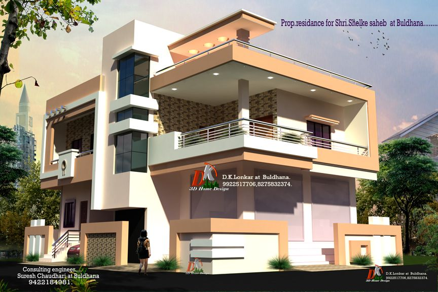 Pin By Sushma Solanki On Architecture 2 Storey House