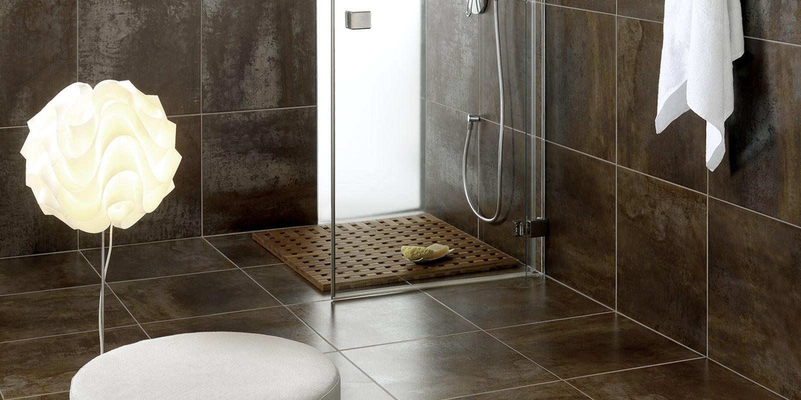 Antares 1 imolaceramica tiles bathroom e porcelain tile - Piastrelle bagno nere ...