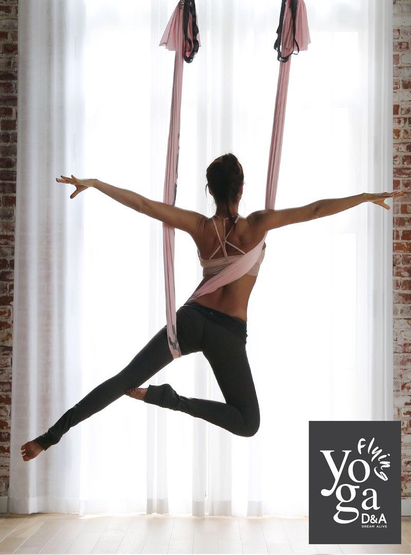 yoga.thedanda.com  D&A Flying yoga  Aerial Yoga  Aerial yoga