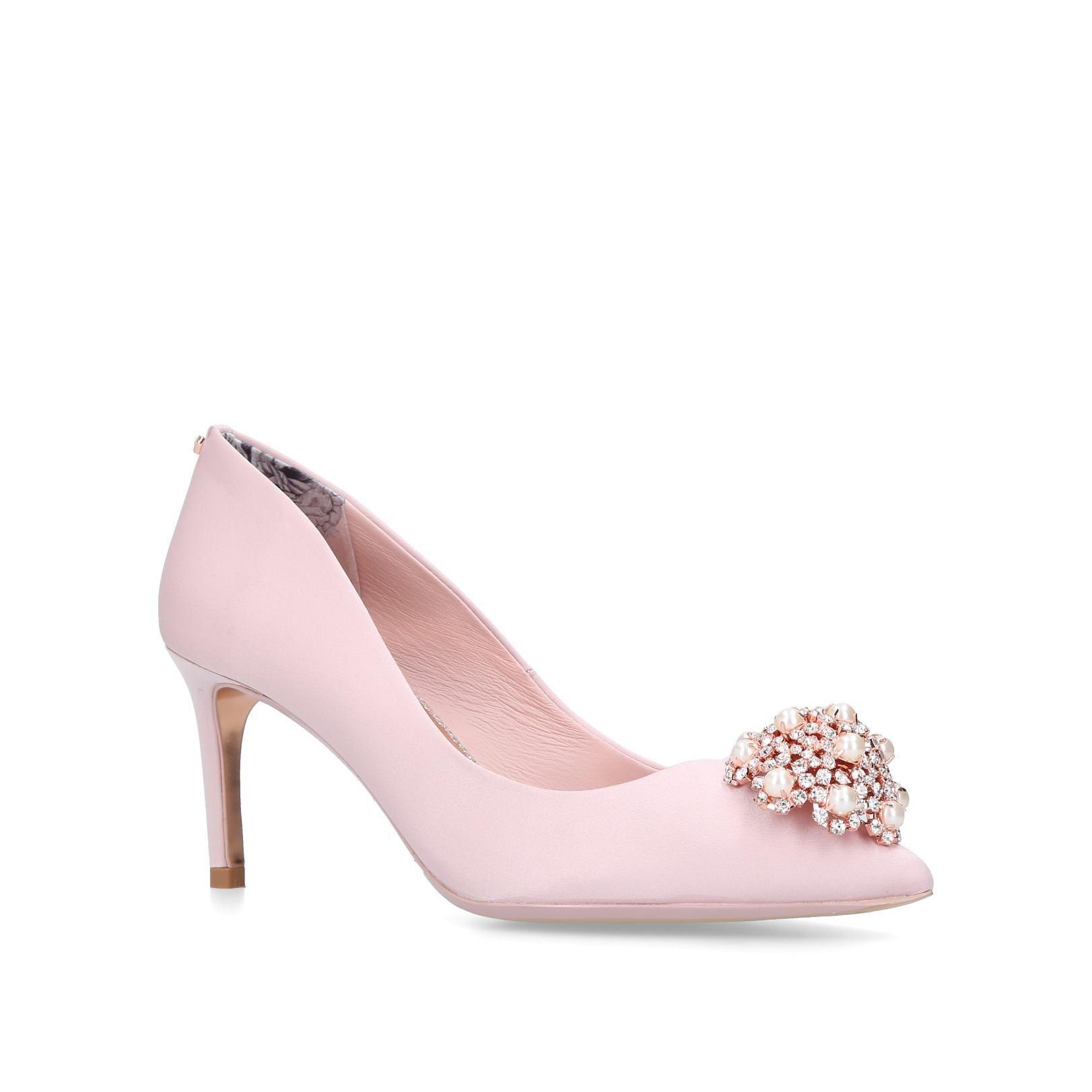 Dahrlin Pretty Shoes Heels Rubber Heels