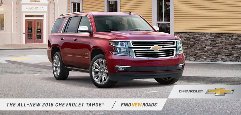 The Tahoe S 5 3 Liter V8 Never Felt Slow Or Taxed And Provided