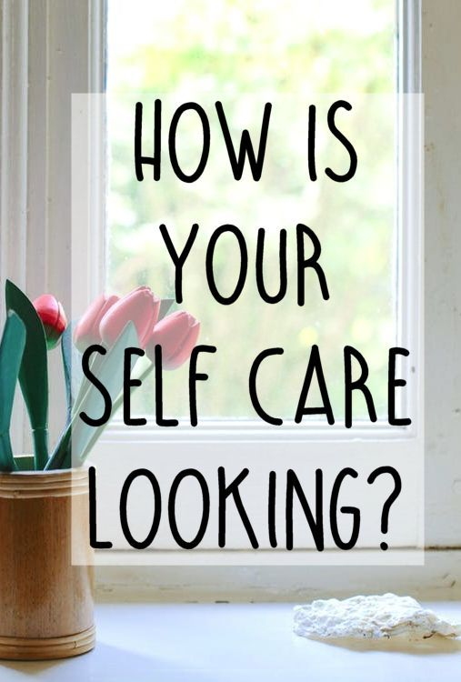 Self Care Check-In For March Love Yourself Care plans and Blessings