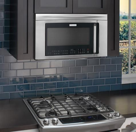 Over The Range Microwave Placement Kitchen Pinterest The O 39 Jays Microwaves And Ranges
