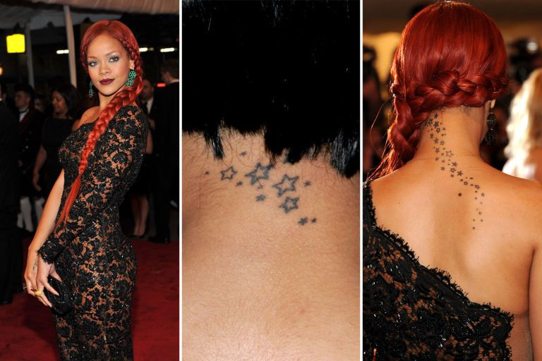18 Celebrities Whose Breakups Required Painful Tattoo Cover
