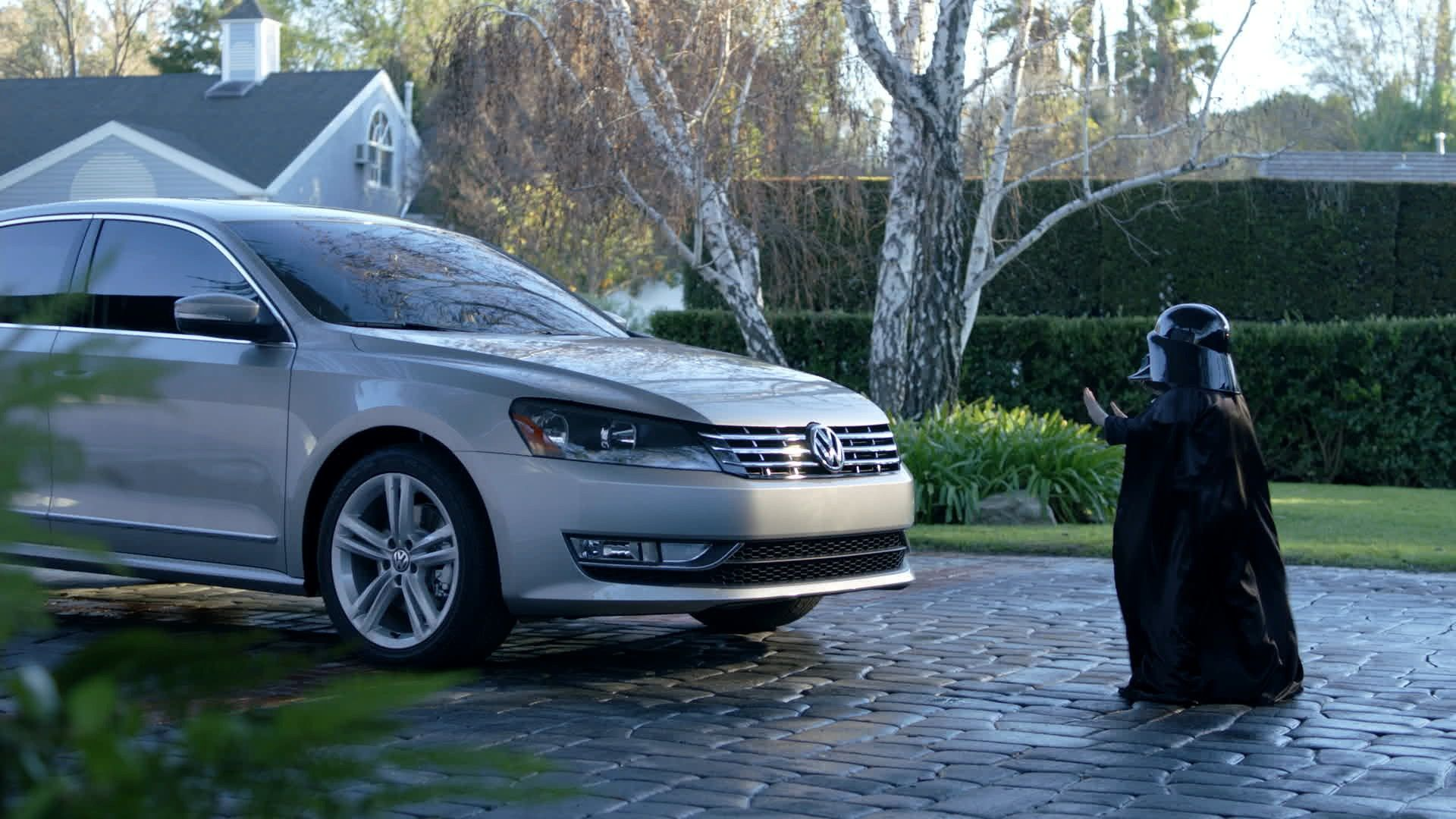 The Force Volkswagen Commercial An Instant Classic Super Bowl Best Commercials Car