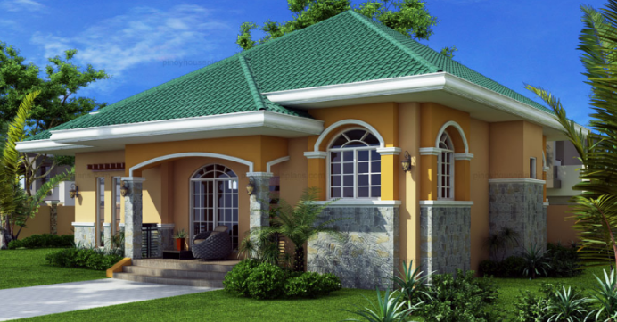 Pin By Jerry Dan On Home Design Unique House Plans Bungalow House Plans Modern Style House Plans