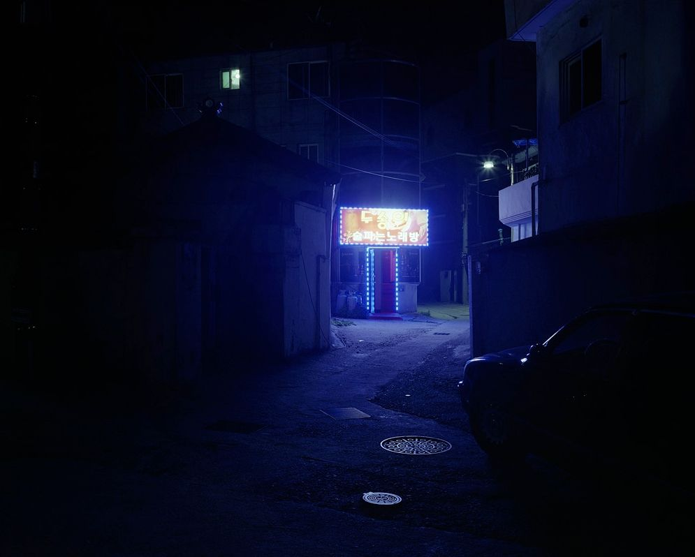 Pin By Is Ba On Its Too Late Neon Noir Night Photography Photo