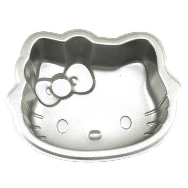 Hello Kitty cake mold pan | Hello Kitty Collectibles | Pinterest ...
