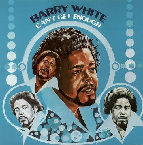 Can T Get Enough Vinyl Lp Barry White Soul Musik