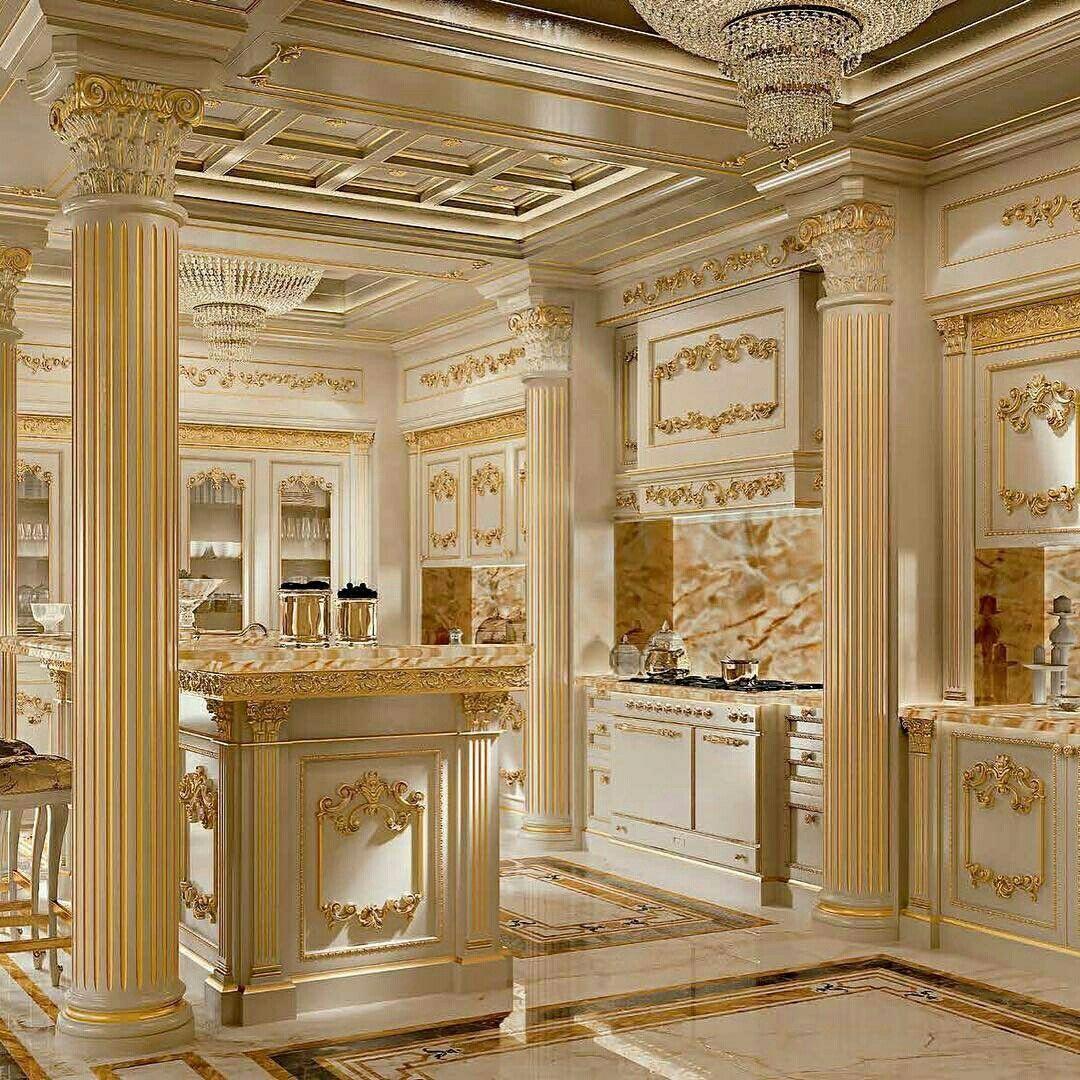 House Ny Luxury Kitchens Ornate Kitchen Beautiful Kitchen Cabinets