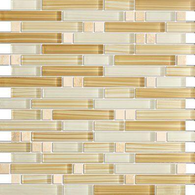 Xen JURA GOLD Gl and Stone Mosaic Tiles For Kitchen ... Xen Bathroom Tile Designs on