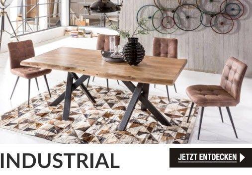 Industrial Chic Möbel Online Bestellen