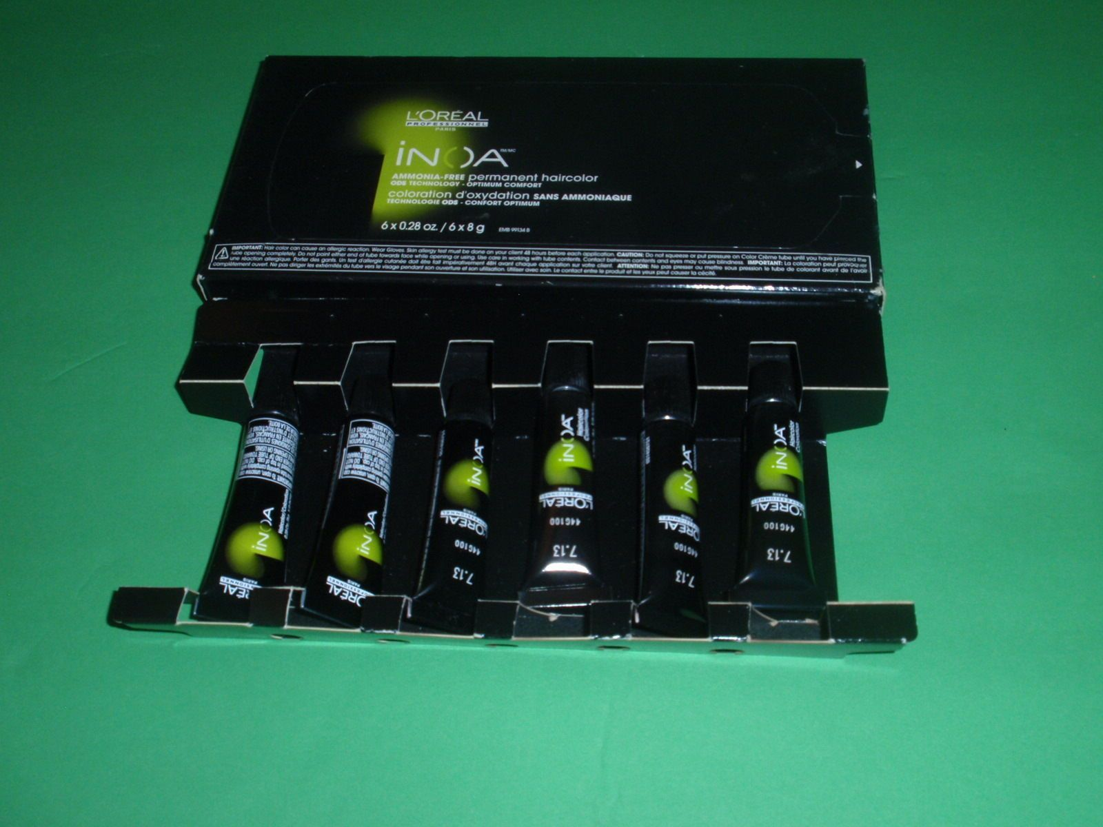 Loreal inoa hair color x oz products