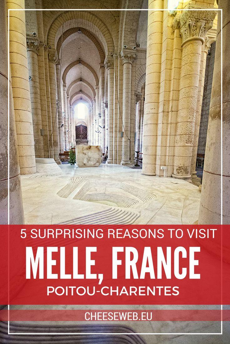 5 Surprising Reasons To Visit Melle Poitou Charentes France Vacation France France Explore France