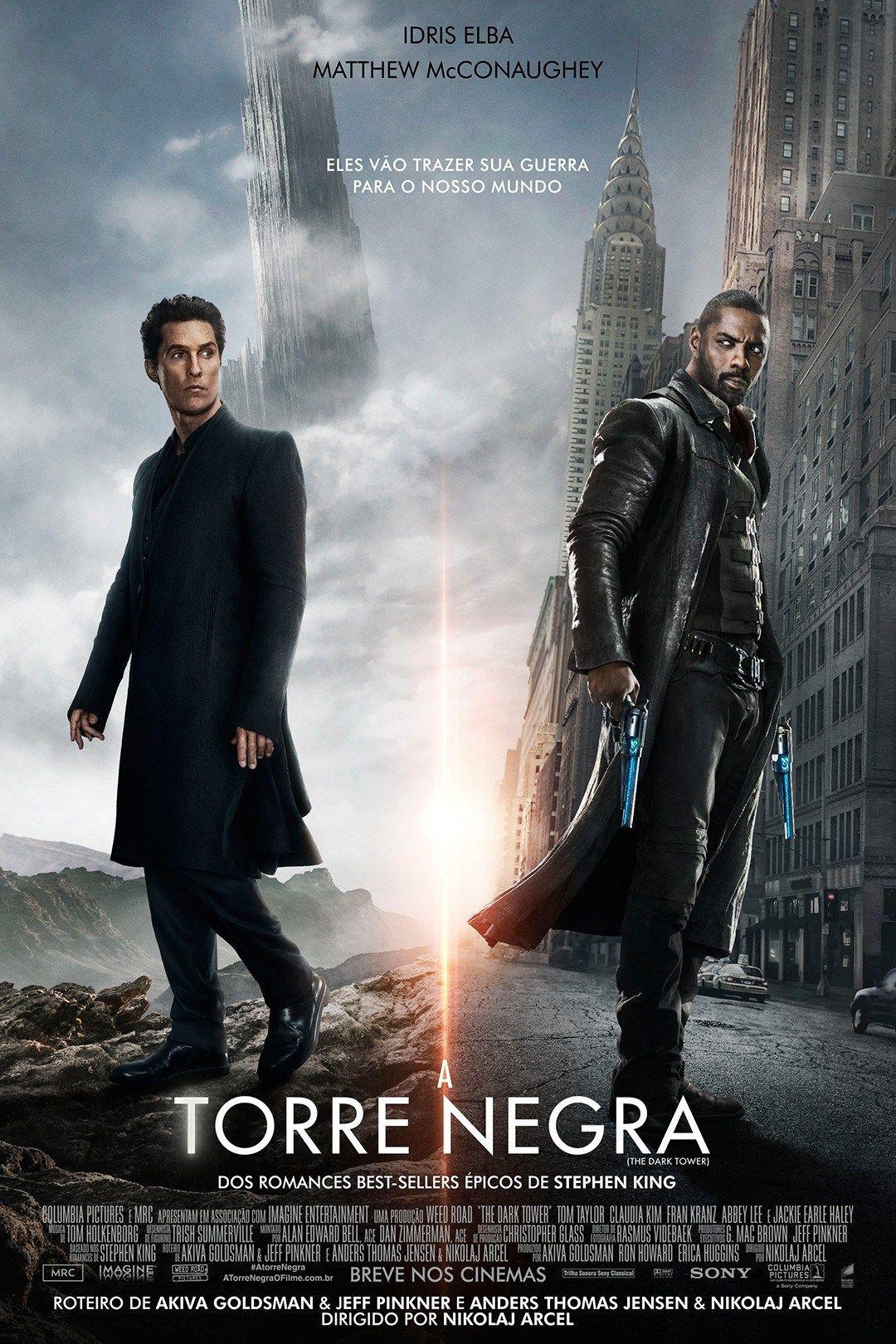 Pin De Aziza Samhari Em Filmes A Torre Negra Filme Torre Negra Capas De Filmes