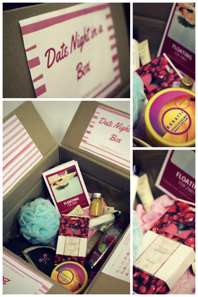 Valentinstag geschenk date