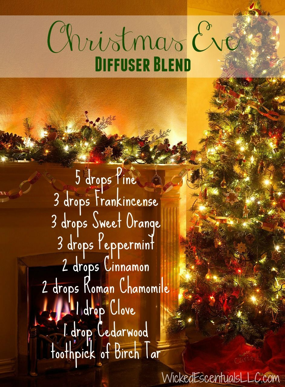 Christmas Eve Diffuser Blend Master Blend This Is Way Too Many Drops For A Diffuser Mix In Christmas Diffuser Blends Living Essentials Oils Diffuser Blends