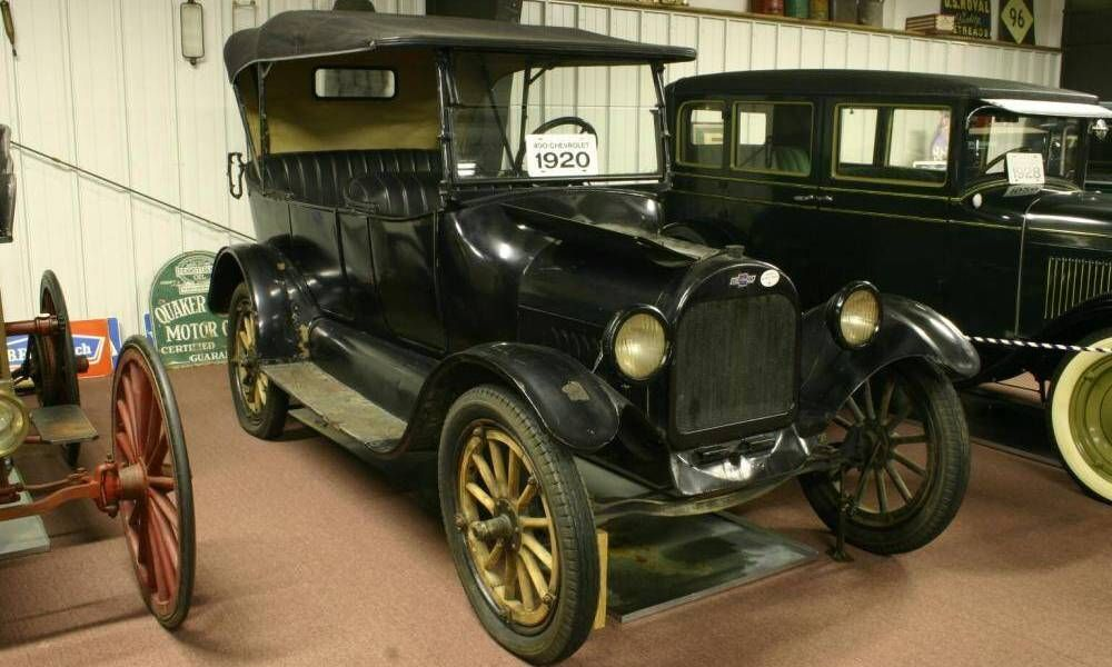 1920 Cars Pictures 1920 Chevrolet Touring Car Over 10 000