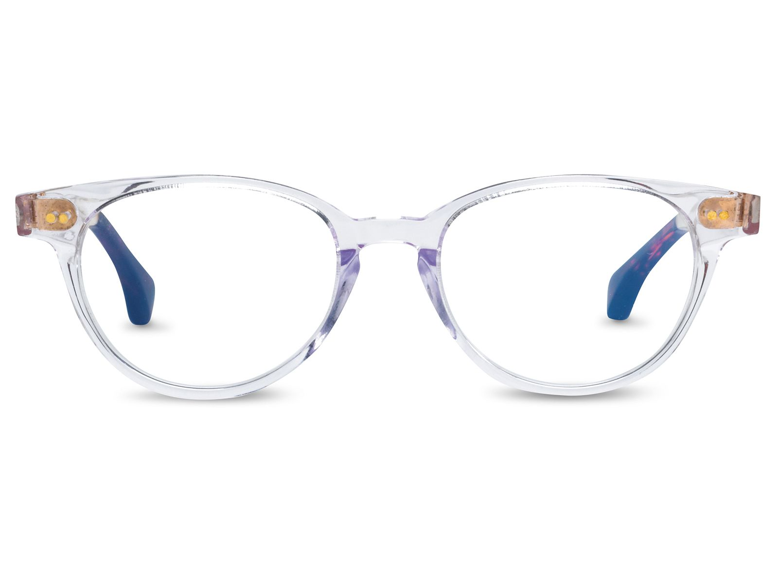 bbe125ab7ec Subtle pinky-purple acetate frames make these TOMS Audra glasses feel high  fashion  TOMSeyewear