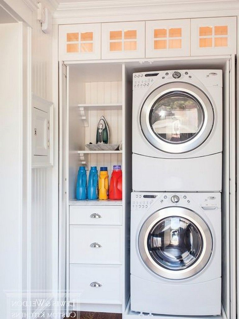 100 Optimum Idea For Hidden Rooms Laundry Room Design Tiny Laundry Rooms Hidden Laundry Rooms