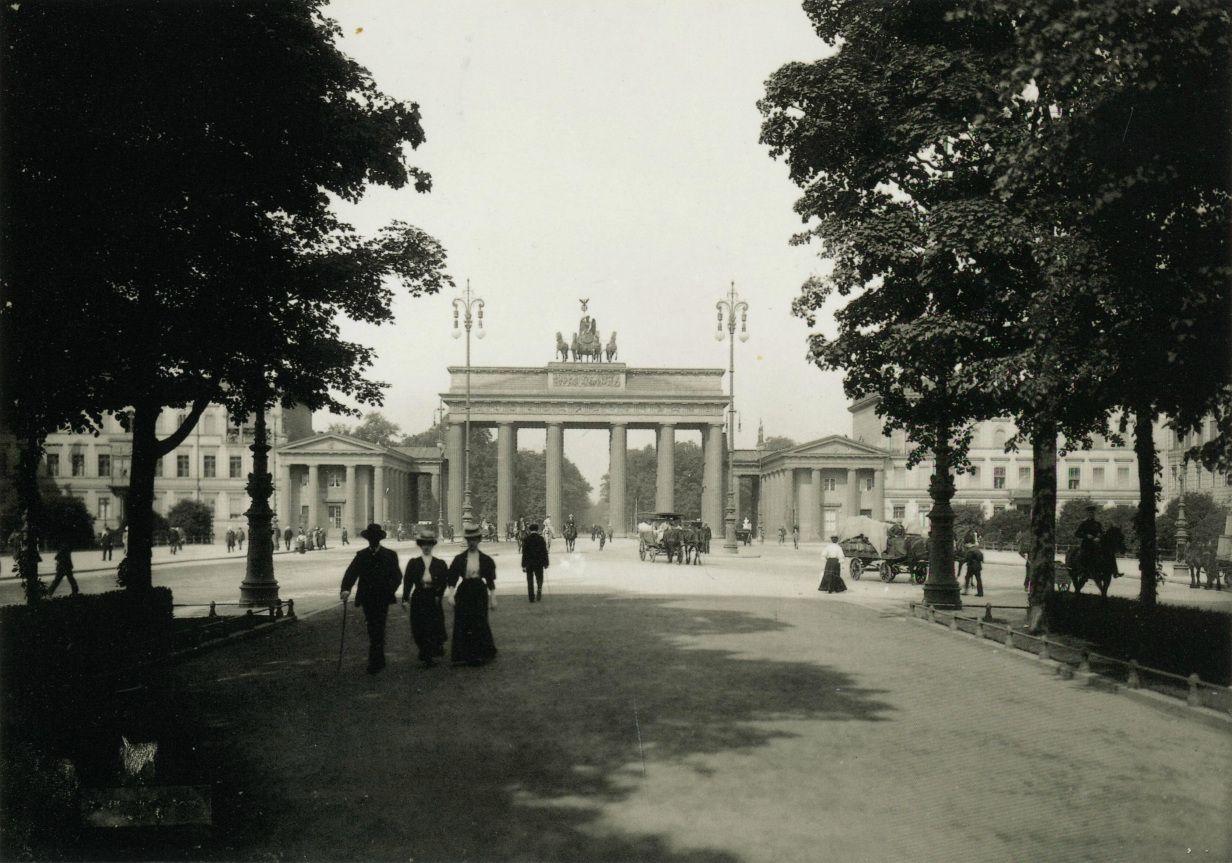 Preussisches Berlin Berlin Brandenburg Gate City