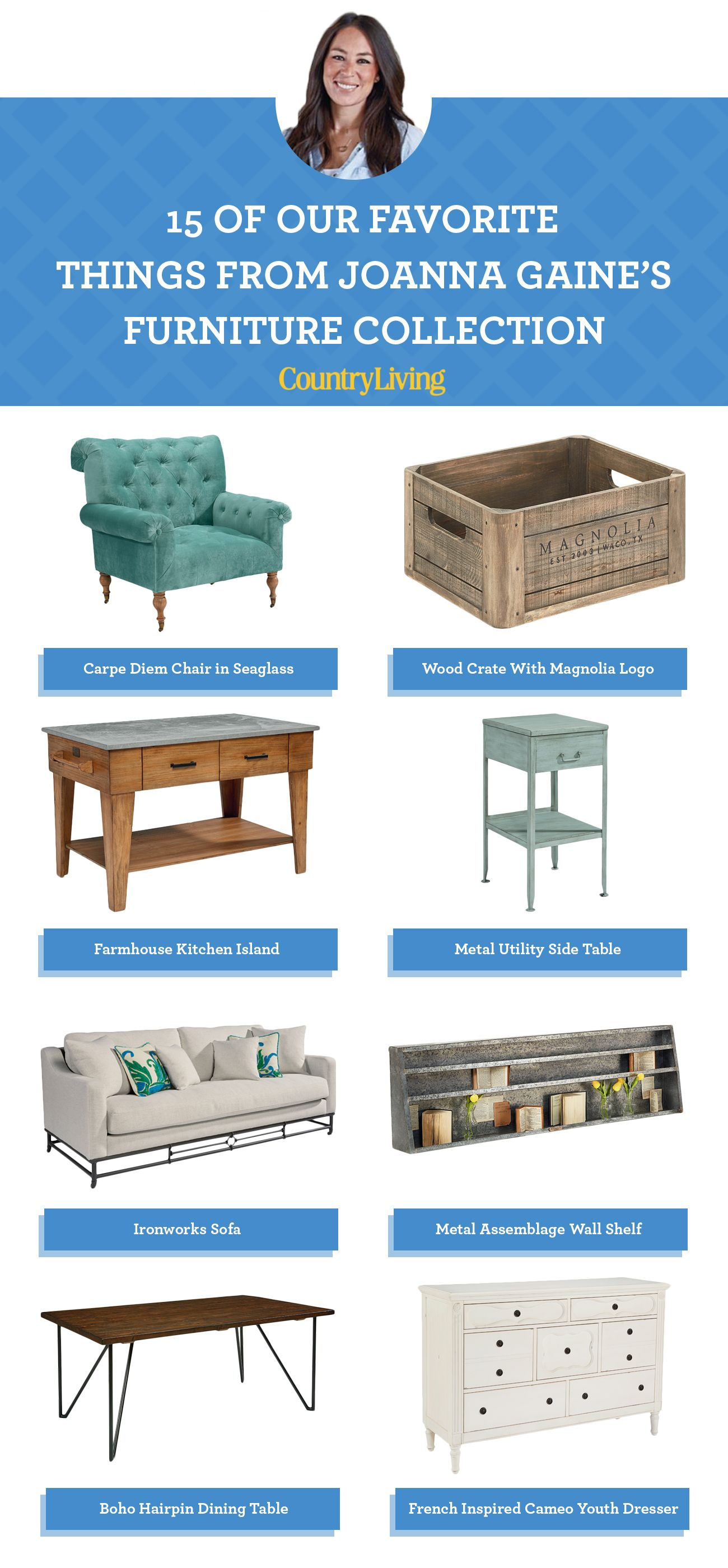 15 Of Our Favorite Things From Joanna Gaines Furniture Collection Fixer Upper Fanatics